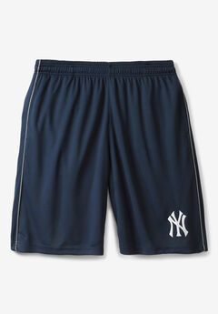 MLB Birdseye Textured Shorts,