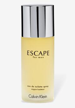 Escape by Calvin Klein for Men Eau De Toilette Spray 3.4 oz.,