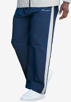 Track Pants by Champion®, NAVY GREY
