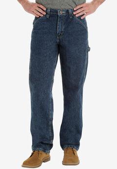 Lee® Dungarees Carpenter Custom Fit Waist,