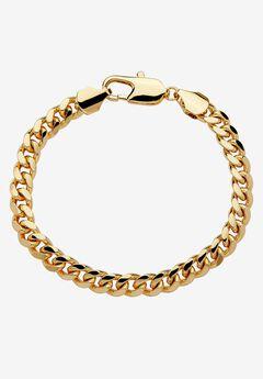 Curb-Link Bracelet ,