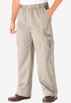 Knockarounds® Cargo Pants with Full Elastic Waist,