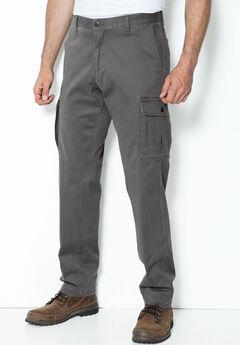 Dockers® Straight Utility Cargo Pants, BURMA GREY