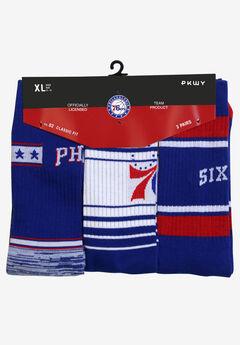 NBA 3-Pack Socks,