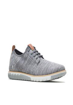 Expert Knit Plain-Toe Oxford Shoe,