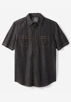 Short-Sleeve Utility Shirt by Liberty Blues®,