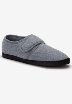 Velcro-Close Slippers,