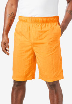 KS Island™ Classic Swim Trunks, FLAME ORANGE
