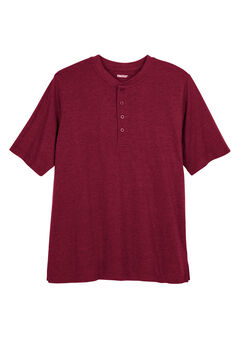 Lightweight Henley T-Shirt,
