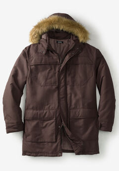 Arctic Snorkel Parka, DARK BROWN