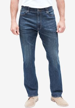 Extreme Motion Straight Leg Jeans by Lee®, MAVERICK