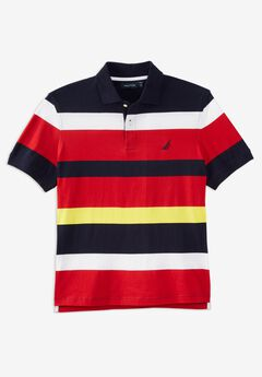 Nautica® Navtech Striped Polo,
