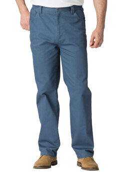 Liberty Blues® Relaxed Fit 5-Pocket Stretch Jeans, BLUE INDIGO