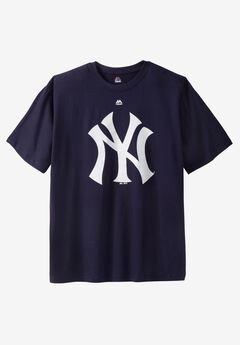 MLB® Logo Tee, NEW YORK YANKEES