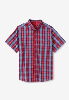 Short-Sleeve Sport Shirt,