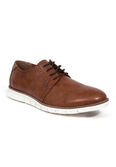 Deer Stags® Aiden Classic Lace-up Wingtip Hybrid Sneaker Oxford Shoes,