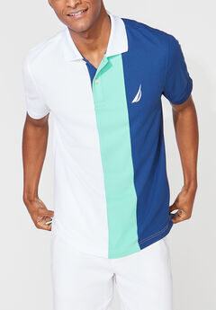 Nautica® Vertical Colorblock Polo,