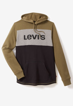 Levi's® Colorblock Fleece Hoodie,