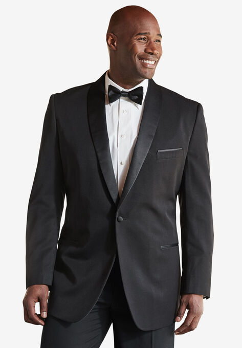 add0a9d8d2 Tuxedo Jacket by KS Signature| Big and Tall Sport Coats | King Size