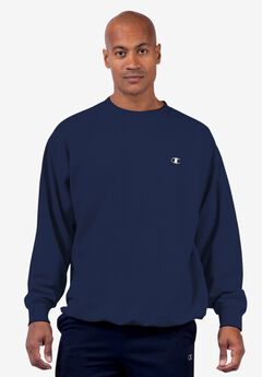 Champion® Fleece Crewneck Sweater,