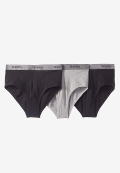 Hanes® FreshIQ™ Classic Brief 3-Pack,