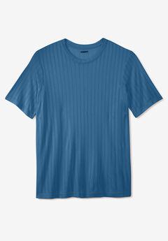 Plaited Crewneck Shirt,