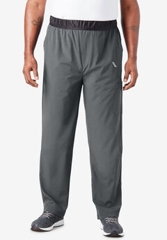 Tech Pants by KS Sport™, STEEL