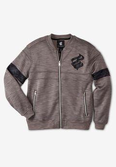 Rocawear® Atlas Tech Fleece Full Zip Jacket,