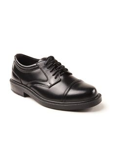 Deer Stags® Telegraph Cap-Toe Dress Shoes,