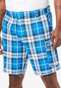 Linen Cargo Shorts by KS Island™,