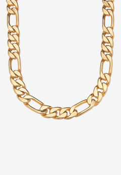 "Figaro-Link Necklace 30"" ,"