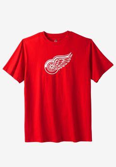 NHL® Logo Tee, RED WINGS