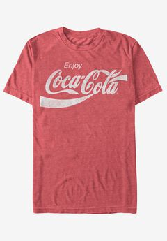 Snack Graphic Tee, COCA COLA