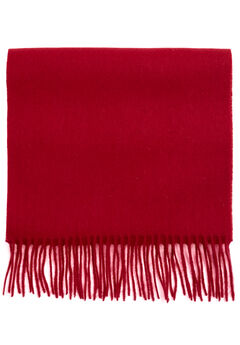 Extra Long Scarf, RED