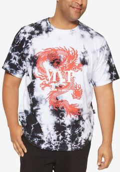 MVP Collections® Screenprint Hi-Lo T-Shirt,