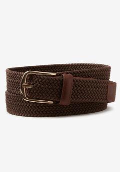 Elastic Braid Belt,