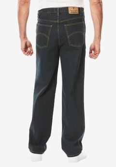 9276d853f22 Liberty Blues® Loose Fit Side Elastic 5-Pocket Jeans