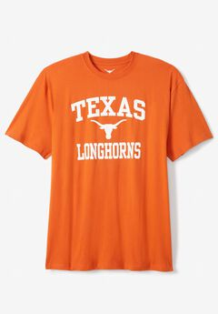 NCAA Short-Sleeve Team T-Shirt, TEXAS