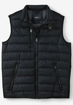 North 56°4® Quilted Puffer Vest, BLACK
