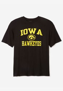 NCAA Short-Sleeve Team T-Shirt, IOWA