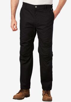 Boulder Creek® Resistance Pants, BLACK