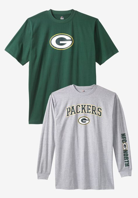 a15015b43 NFL® T-Shirt Gift Set | Big and Tall Active Tees | King Size