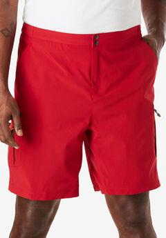 Reel Life® Hybrid Water-Resistant Cargo Shorts,