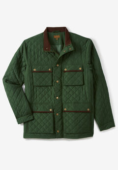 Boulder Creek® Quilted Jacket,