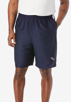 Performance Mesh Side Panel Shorts,