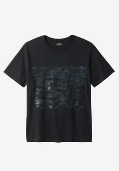 Camo Graphic Tee by MVP Collections®,