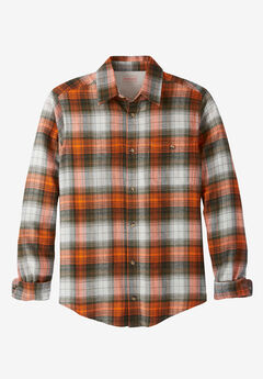 Flannel Shirt by Boulder Creek®,