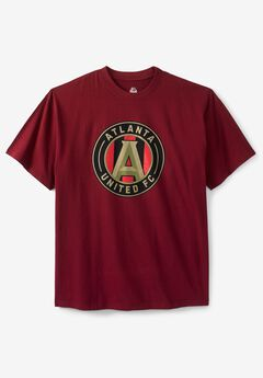 MLS Logo Tee, ATLANTA UNITED