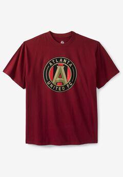 MLS Logo Tee, ATLANTA UNITED