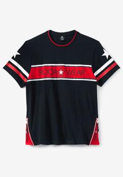Roc Side Rock Short Sleeve Tee by Rocawear®,